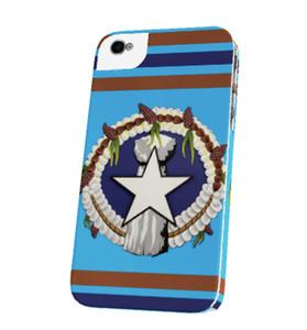 CNMI Mar Mar Logo iPhone Tough Case