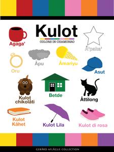 Kulot - Chamorro Colors - Fine-Art Illustration