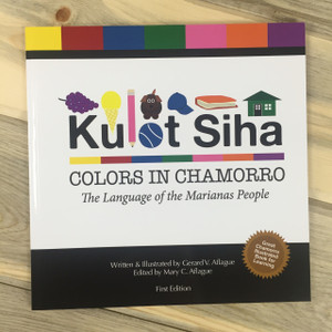Kulot Siha - Chamorro Colors