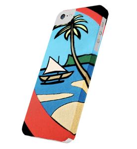 Guam Seal Sumi Designed iPhone Case