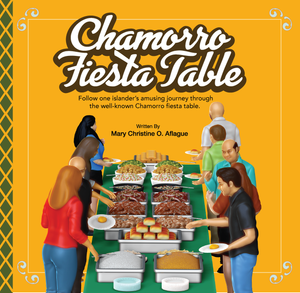 Chamorro Fiesta Table Poetic Short-Story Book, 2nd Edition