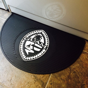 Premium All-Weather Tribal Guam Seal Floor Mat - 15x25 inches