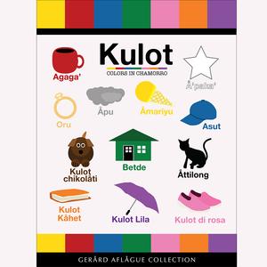 Kulot Siha: Colors in Chamorro Poster