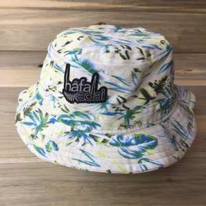 Hafa Adai  Light Floral Unisex Bucket Hat
