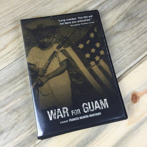 War for Guam DVD