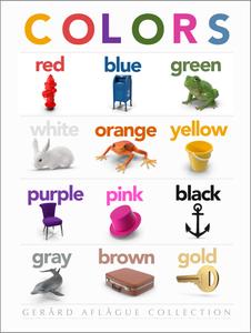 Teacher Created - Teaching Colors Poster