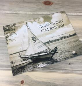 2017 Guam Calendar