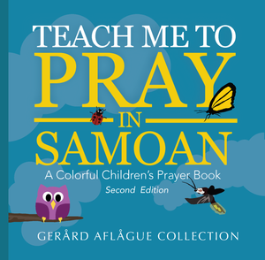 Teach Me to Pray in Samoan Children's Book