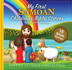 My First Samoan Children's Bible Stories Book