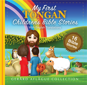 My First Tongan Children's Bible Stories Book