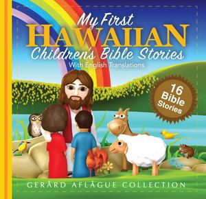 My First Hawaiian Children's Bible Stories Book
