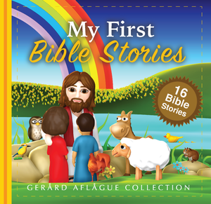 My First  Children's Bible Stories Book