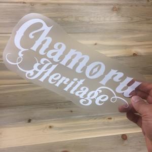 Chamoru Heritage Sticker Decal - 6x12