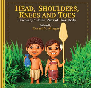 Head, Shoulders, Knees and Toes in English Only
