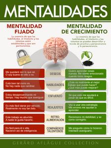 Spanish Growth Mindset Teacher Classroom Poster - 18x24