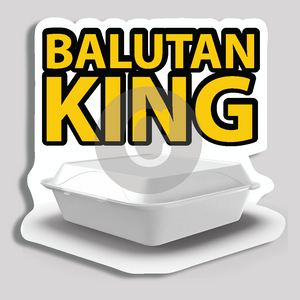 Balutan King - Dope Decals