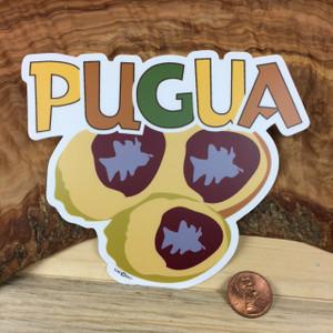 Pugua Betal Nut - Guam and CNMI Dope Decal Sticker