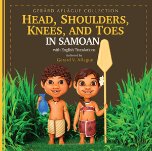 Head, Shoulders, Knees, and Toes in Samoan Children's Book