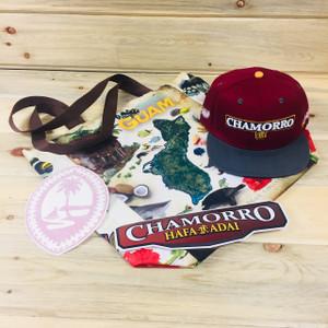 Chamorro 4pc Gift Set