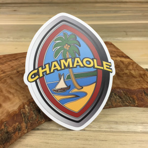Dope Decals - Chamaole