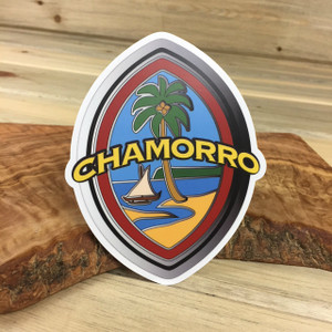 Dope Decals - Chamorro