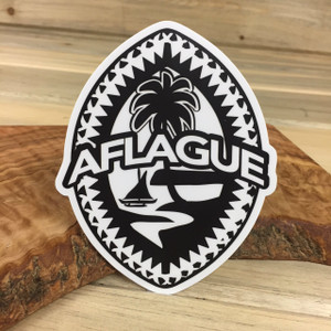 Dope Decals - Personalized Tribal Guam Seal