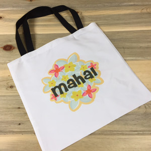 Mahal Floral Lightweight Tote