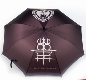 Tribal Guam Seal Tribe Brand Umbrella