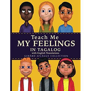 Teach Me My Feelings in Tagalog Book