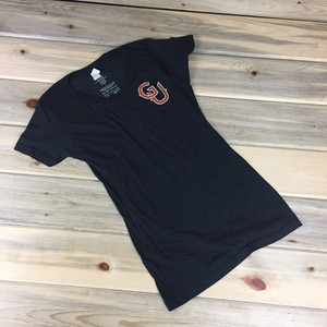 GU (Guam) Ladies Triblend Tee