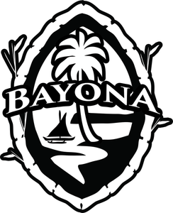 Personalized Bamboo Guam Seal Sticker Decal