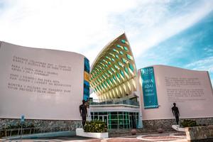 New Guam Museum Photograph - 24x36