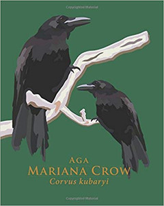 Marianas Crow Lined Journal