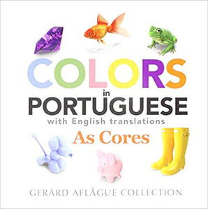 Colors in Portuguese Children's Book