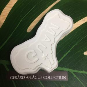 Guam Island Cookie Cutter Stamp - 3.5 inches