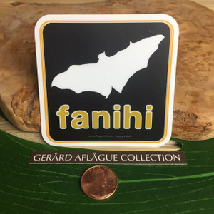 Fanihi Fruit Bat Dope Decal