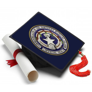 CNMI Graduation Cap Topper