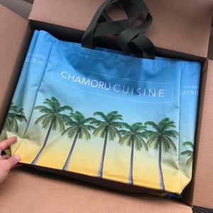 Chamoru Cuisine Tote Bag