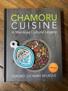 CHAMORU CUISINE - An award winning Guam and CNMI Cookbook and Handheld Guam Beach Coconut Grater