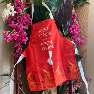 Keep Calm Light-Weight Short Apron
