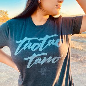 Tao Tao Latte Soft Triblend Unisex T-Shirt