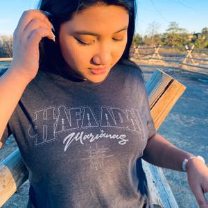 Hafa Adai Marianas Soft Triblend Unisex T-Shirt