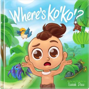 Where's Ko'Ko Children's Book