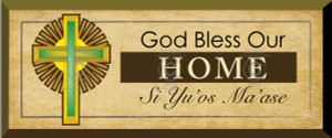 God Bless Our Home - Si Yu'os Ma'ase