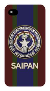 i-Phone Cover - CNMI Logo - Saipan