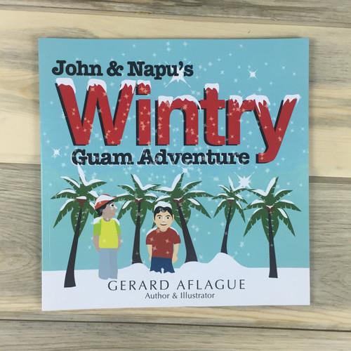 John & Napu's Wintery Guam Adventure