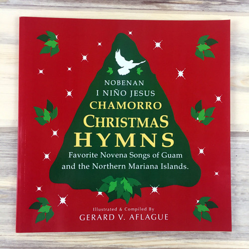 Chamorro Christmas Hymns Song Book - Favorite Novena Songs of Guam and CNMI -  Front