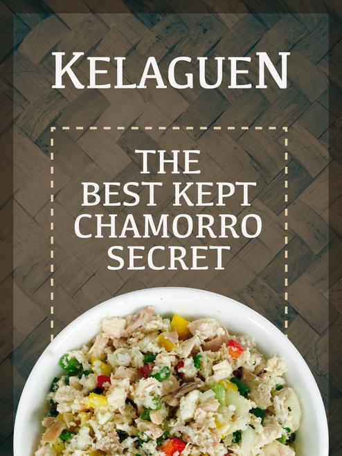 Kelaguen: Best Kept Chamorro Secret Poster