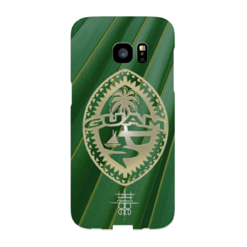 Personalized Tribal Guam on Palm for All Samsung Phone Cases