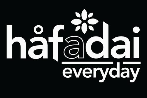 Hafa Adai Everyday Sticker Cut-Out Decal